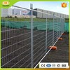 NZ/Australia style hot dip galvanized temporary construction fence panels