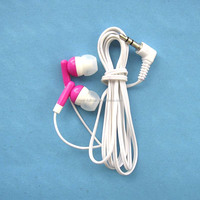 Disposable Airline Earphone Earpiece Earbud