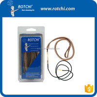 Rifle rope cleaning, gun cleaning kit, gun cleaning accessories