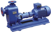 ZX Series self priming electric transfer industrial high output water pumps