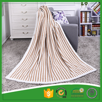 Popular hot selling 100 polyester shu velveteen king size blanket