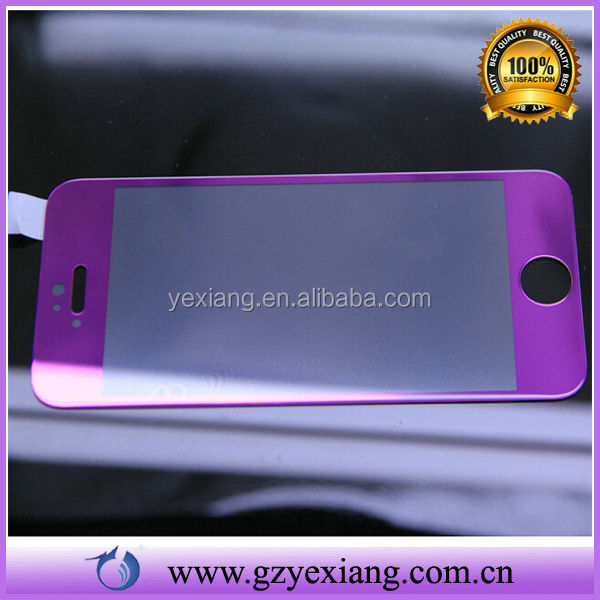 2.5D Prevent LCD Broke Tempered Glass Film Screen Protector for iPhone 5S