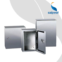 Saip Saipwell 201 IP66 IP67 Outdoor Waterproof Control Box High Quality Many Size Project China Electric Stainless Steel Box