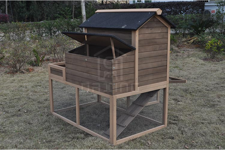 DXH029 large size easy clean simple chicken coop designs
