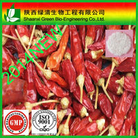 Natural Pure Chili Extract Capsaicin Powder