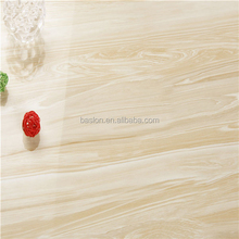 Full polished glazed porcelain tile ,ceramic tiles in dubai Royal wood grain Glazed marble