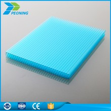 Wide range of application tinted polycarbonate thermoplastic roofing supplier