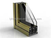 Aluminum profile for kitchen door/aluminium frames
