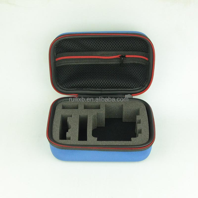 Digital slr camera case for monopod gopro, fashionable gopro case bags