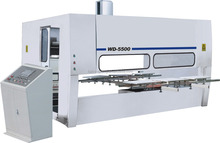 WD-5500 wooden panel CNC spraying painting machine
