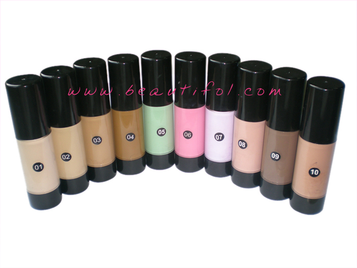Silky! Markcover long lasting liquid function, waterproof cosmetics & make up concealer