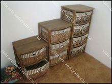 rural style baking finish solid wood storage cabinets price