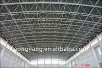 [structural steel fabrication][Prefab house][workshop/warehouse/building]