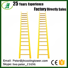 FRP GRP industrial insulation single fiberglass ladder