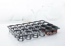 24 holes pot shelf garden seed tray