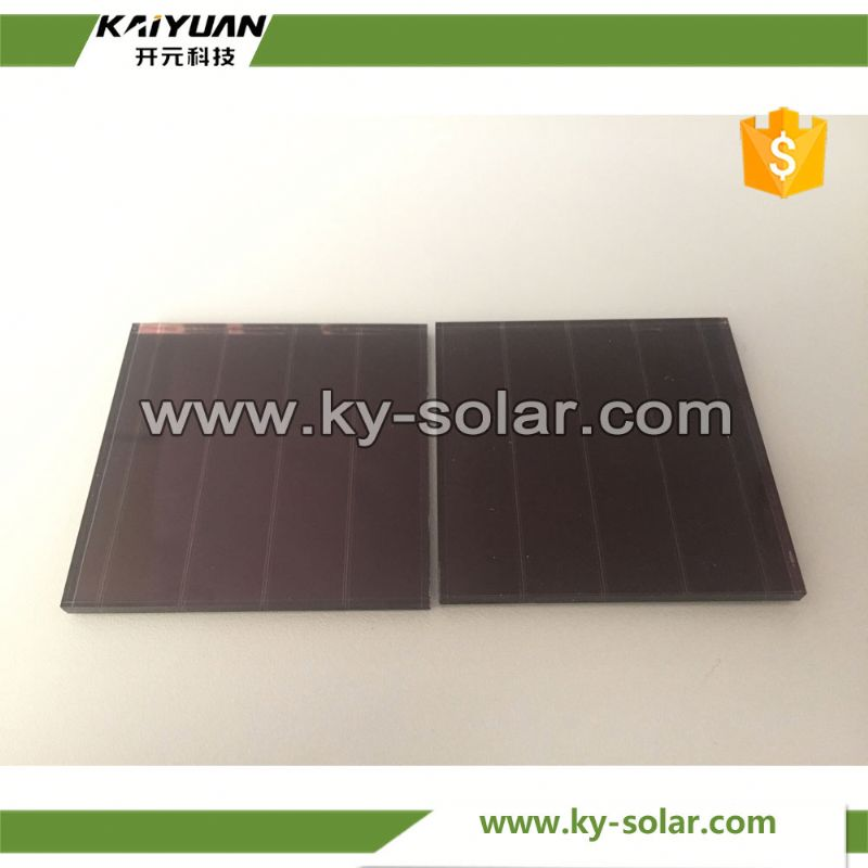 New design high efficiency broken solar cells in low price