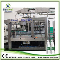 Famous Mineral Bottle Water Filling Plant for 500ML PET Bottle