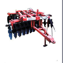 hydraulic offset heavy duty disc harrow for sale