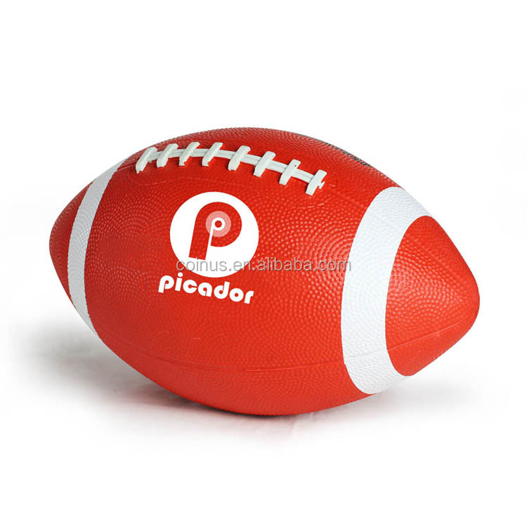 rubber america football size 9