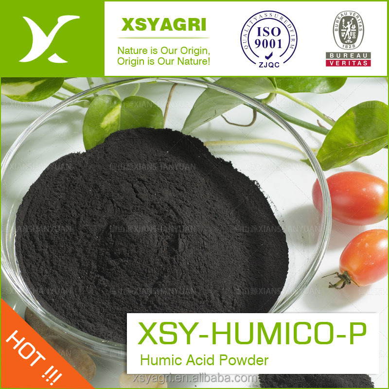 Potassium Humate, Plant Growth Promoter, Soil Conditioner, Humic Substances