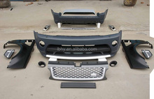2006-2009 landrover sport body kit ,upgrade to 2010 landrover sport autobiography limited edition body kit