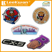 Customized Embroidery Patch Products, Custom Embroidered Brand Logo Patch