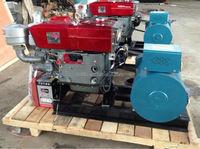 2015 cheap price used diesel generator for sale, 25 kva diesel generator