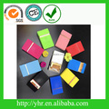 silicone tobacco pouch with printing as gift