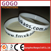 custom logo size design cheap promotional items china personalized rubber wrist bands silicone wristbands