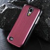 Factory hard case for samsung galaxy s4 mini, mobile phone case for samsungs galaxys s4 mini, aluminum case for s4 mini