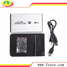 2.5 inch usb 2.0 hard disk case / External HDD enclosure/hard disk cover