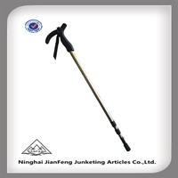 T-Grip Adjustable Walking Stick For Sale/Climbing