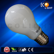 Ecolight 12v full beam angle 5w 7w glass led bulb of anti explosion glue