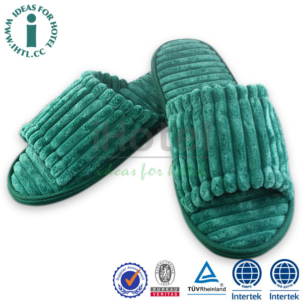 Custom Wholesale Massage Men Bathroom Cheap Slipper with High Quality