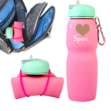 Reusable Foldable/Collapsible water bottle pouch