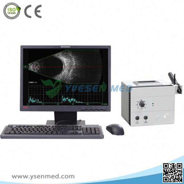 China Cheap Optical Ophthalmic Instrument Eye Scanner