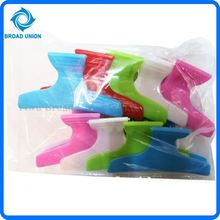 10PCS Big Size Plastic Hair Clips For Girls Hair Accessories