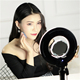 hot Selling 8inch 120leds Selfie Ring Light with Makeup Mirror Professional led video light/led Ring Light/camera light