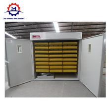 full automatic fertile parrot eggs for sale 1232 eggs incubator with CE Approved