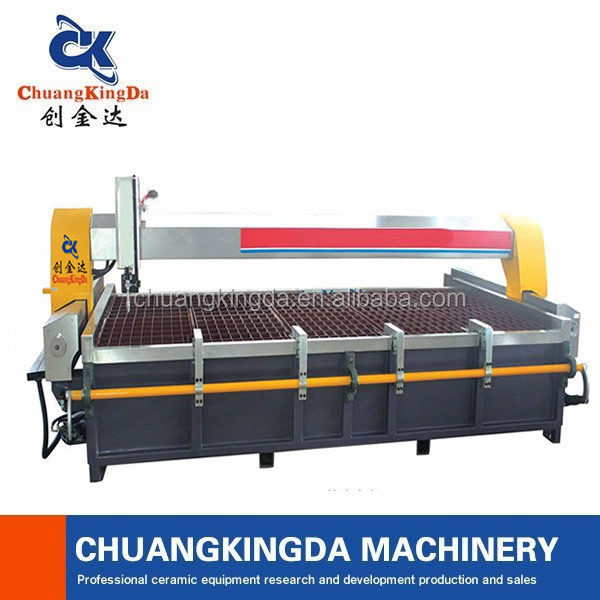 CKD-4020 CNC five-axis bridge water jet cutting machine gem cutting machine