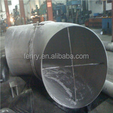 China wholesale carbon steel 90 degree elbow long radius of large size high qualiry