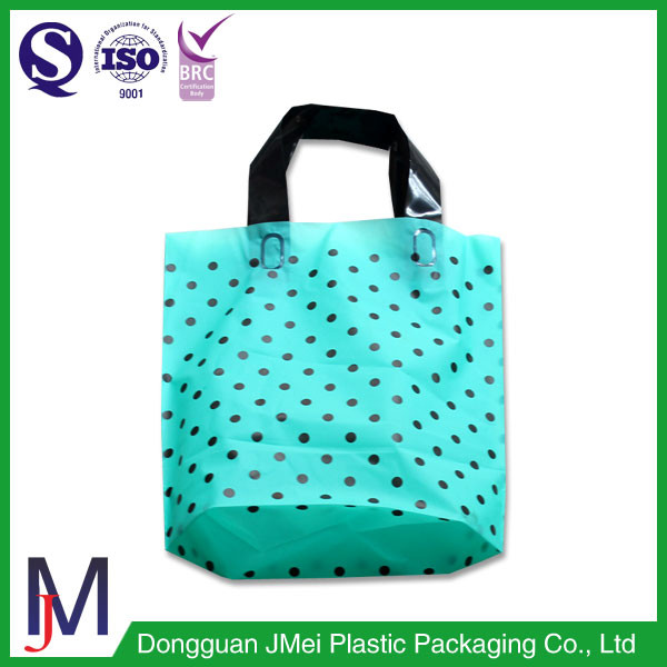 European Standard Cloth Store Using Biodegradable PE LDPE HDPE Packing Shopping Plastic Bag