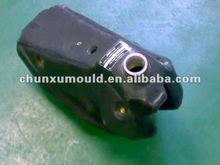 rotomolding motorcycle fuel tank,made of PE,customer design
