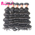 Cheap Remy Natural Wave Unprocessed Human Hair Weave Virgin Brazilian