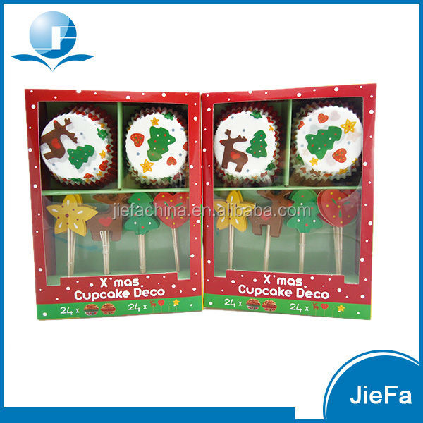 Competitive price paper Various shape&size Cup Cake Wrappers