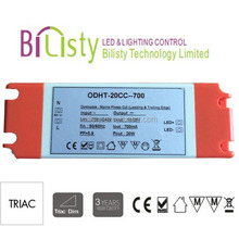 10w triac dimmable led power supply constant current dimming led power driver