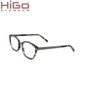 2018 Top Sale Acetate eyeglasses frames camera photo wholesale china eyewear optical frame