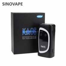 Hot Selling New Design Sigelei Kaos Spectrum 230W Mod 6 colors available