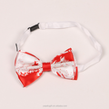 halloween/carnival masquerade props bloody bow tie