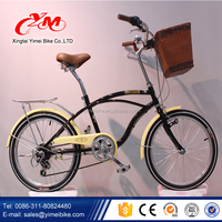 26 inch classic beach cruiser bike/steel chopper cruiser bike for men